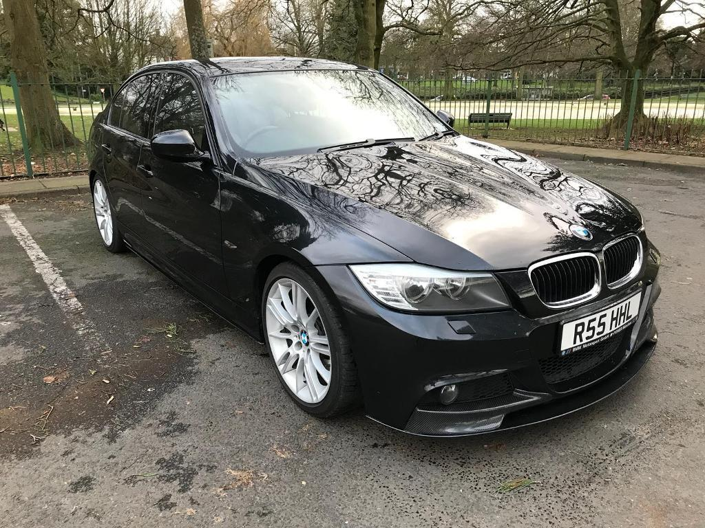 2009 bmw e90 m sport lci 330i black 272bhp modified in wolverhampton west midlands gumtree. Black Bedroom Furniture Sets. Home Design Ideas