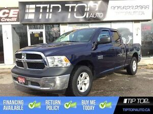 2014 Ram 1500 ST ** 4X4, Bluetooth, Fuel Efficient **