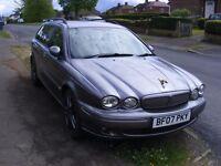 Jaguar X Type Sport Estate