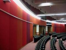 Acoustic Panels for Commercial Interiors (Sound Insulation) Molendinar Gold Coast City Preview