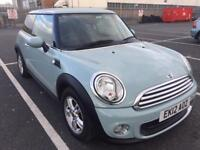 2012 mini hatch one ave 1.6 long mot, low Mileage run very smooth, very clean in and out