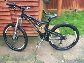 "Santa Cruz Blur LT 27.5"" Mountain Bike - VGC, bargain price."