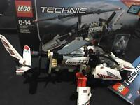 lego Technic 42057 Helicopter
