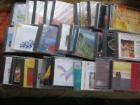 36 CD's MOSTLY CLASSICAL MUSIC