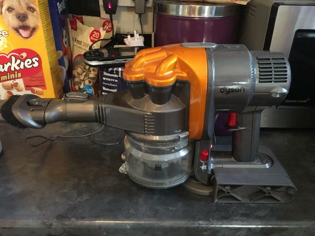 Dyson Cordless hoover