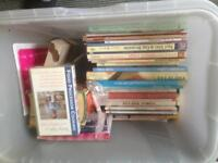 Cake Baking books. All vgc £10