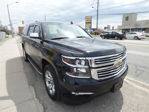 2016 Chevrolet Suburban LTZ & NAVI & LEATHER & SUNROOF & REAR DV