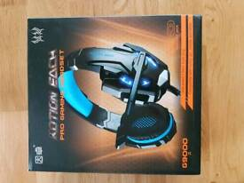 Pro gaming headset for pc ,laptop,mobile and tablet