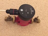 Grundfos Alpha 2L 15 60 130 Water Pump