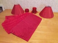 Lampshades and Cushion Covers
