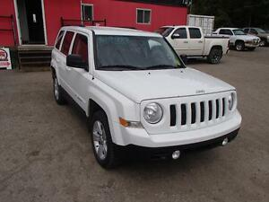 2013 JEEP PATRIOT SPORT 4WD Prince George British Columbia image 8