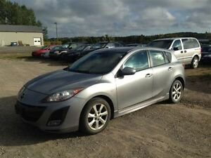 2010 Mazda MAZDA3 SPORT GS AS IS Alloys Bluetooth Cruise