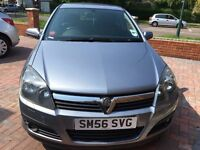 Vauxhall Astra 1.4 SXI Silver - HPI Clear - Excellent Condition - 12 months MOT - Petrol, Manual