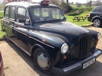1993 London Black Taxi 2.7 TDI