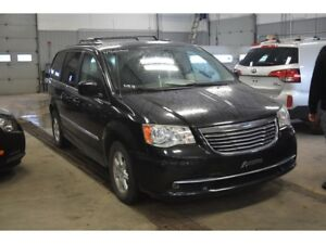 2012 Chrysler Town & Country TOURING STOW N GO TOIT MAGS TV/DVD