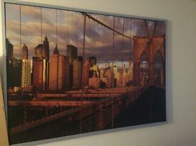 Brooklyn Bridge NYC Canvas