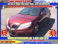2009 Pontiac G6 GT* GT*LEATHER*ROOF*AUTO START*CLIMATE CONTROL*