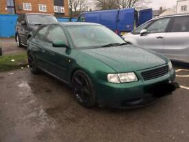 Audi A3 turbo breaking for spares only