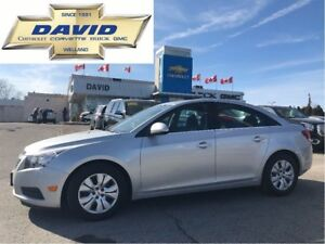 2014 Chevrolet Cruze 1LT/ LOADED/ REMOTE START/ CD/ BLUETOOTH/ X