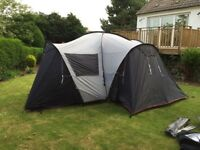 Eurohike Windsor 6 person tent