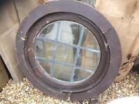 Reclaimed 1930 Round window