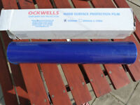 Roll of Ockwells Hard Surface Protection Film - 600mm x 100m
