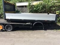 Dropside body 13 ft for Citroen relay/ fiat ducato / boxer