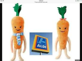 Anyone selling Kevin and Katie Carrots from Aldi?