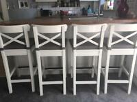 Kitchen/living room stools