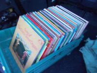 fairground/barrel organ music large vinyl collection joblot