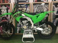 Kawasaki XC 450 Offroad Motocross