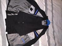 OneSixFive black 3 piece slim fit suit size 36R