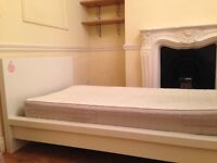 Malm ikea single bed