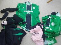 mens football kit