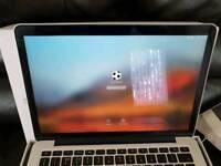 Macbook pro retina 2.7gz i5