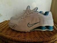 Nike air Shox Ladies size UK7.5