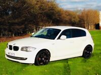 BMW 116I Sport 2010 Full service History 6 Speed Low Mileage 12 Month MOT