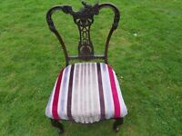 Small Victorian Chair
