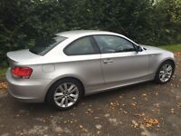 Bmw 1 series coupe superb condition