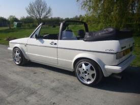 Volkswagen Golf Mk1 GTi Cabriolet