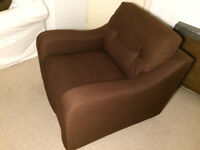 Comfy sofa armchair in perfect condition
