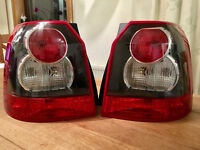 Freelander 2 TD4 2009 rear lights