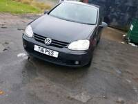 Volkswagen Golf Mark5 GT TDI 140