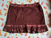 Gorgeous corduroy skirt. Size 14