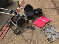 iCandy Cherry Pram/Buggy