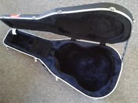 Standard Guitar Hard Case / Flight Case - Classical & Folk Guitar