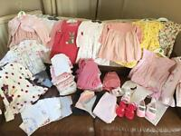 Baby Girl Bundle 6-9mths
