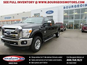 2016 Ford F-350 LARIAT 4X4 CREW PWR SLIDE MOONROOF NEW 918A
