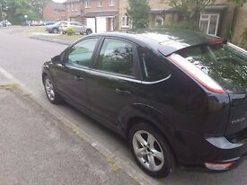 2008 Ford Focus Zetec 1.6 TDCI 110 For Sale. £30/Year Tax £1800 ONO