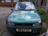 2001 Ford Fiesta